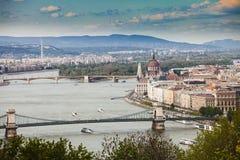 Budapest. Hungary Stock Images