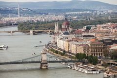 Budapest. Hungary Stock Photos