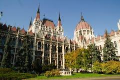 Budapest, Hungary, Parliament Royalty Free Stock Image