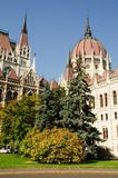 Budapest, Hungary, Parliament Royalty Free Stock Images