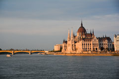 Budapest, Hungary (Parliament) Stock Photography