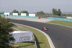 Classic car race Royalty Free Stock Photo