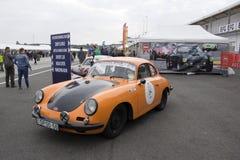 Classic Porsche Stock Photos