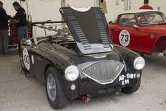Classic sports car Stock Image