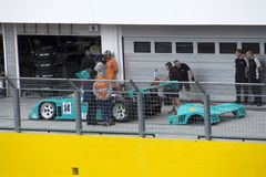 Pitstop Royalty Free Stock Image