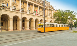 Budapest Hungary streets Royalty Free Stock Photo
