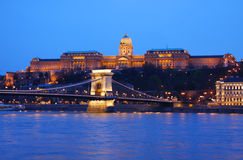 Budapest in Hungary Royalty Free Stock Photos