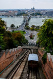 Budapest, Hungary (Venicular) Royalty Free Stock Images