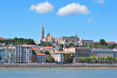 Budapest, Hungary. View of Buda Stock Photos