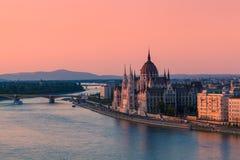 Budapest, Hungría Foto de archivo libre de regalías