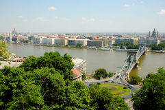 Budapest - Hungría Foto de archivo libre de regalías