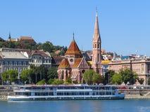 Budapest, Hungría Imagenes de archivo