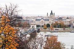Budapest, Hungria Fotos de Stock Royalty Free
