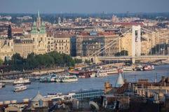 Budapest, Hungria Fotografia de Stock Royalty Free