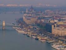 Budapest, Hungria Imagem de Stock