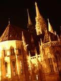 Budapest-Kathedrale Stockbild