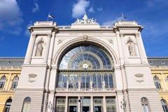 Budapest Keleti Stock Images