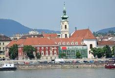budapest kościół Obrazy Stock