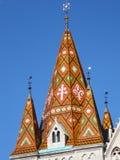 budapest kyrka fotografering för bildbyråer