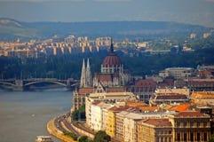 Budapest - l'Ungheria Fotografie Stock
