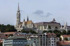 Budapest - l'Ungheria Immagini Stock Libere da Diritti