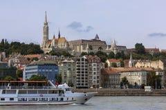 Budapest - l'Ungheria Fotografie Stock Libere da Diritti