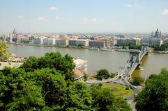 Budapest - la Hongrie photo libre de droits