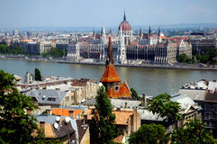 Budapest - la Hongrie Photo stock