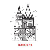 Budapest Landmark Icon Stock Photography