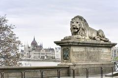 Budapest Landmarks Stock Images