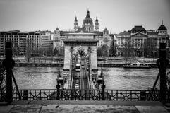 Budapest landmarks Stock Photo