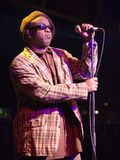 BUDAPEST: Living Colour Band performs Stock Photography