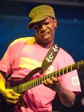 BUDAPEST: Living Colour Band performs Stock Images