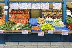 Budapest Market Royalty Free Stock Photography