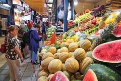 Budapest market Stock Image
