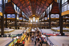 Budapest market Royalty Free Stock Photo