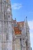Budapest Matthias church Stock Photo