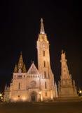 Budapest Matthias church Stock Photos