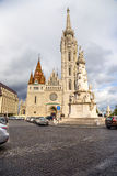 Budapest. Matthias Church2 Royalty Free Stock Image