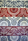 Budapest mattias church wall texture Stock Photography