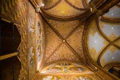Budapest Matyas Church Stock Image