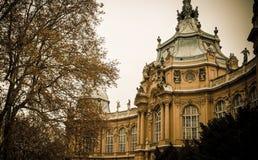 Budapest miasteczko w Węgry zdjęcie stock