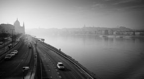 Budapest morning Stock Images
