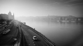 Budapest morning Stock Images