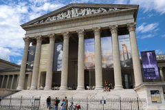 Budapest museum av konster Fotografering för Bildbyråer