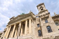 Budapest museum Royalty Free Stock Image