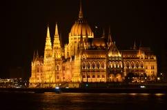 Budapest na MAJU 2015 Obraz Stock