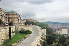 Budapest. Nice view of Budapest, the Danube royalty free stock photography