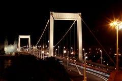 Budapest night Royalty Free Stock Image