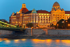 Free Budapest Night View Royalty Free Stock Images - 21162329